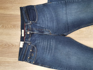 Bugatti - Regular Straight Fit Blue Jeans (373) - Tector Menswear