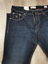Load image into Gallery viewer, Bugatti - Regular Straight Fit Dark Blue Jeans (363) - Tector Menswear