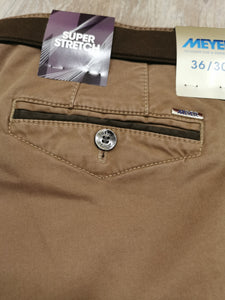Meyer - Chicago, Beige 5570/44 - Tector Menswear