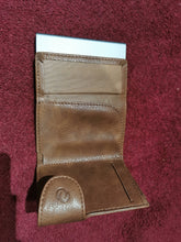 Load image into Gallery viewer, C-Secure - RFID Secure Wallet, Vintage Brown - Tector Menswear