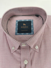 Load image into Gallery viewer, Magee - Rarooney Tailored Fit Shirt, Pink & White