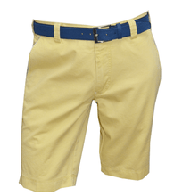 Load image into Gallery viewer, Meyer - B-Palma Shorts, Lemon (34W & 38W) - Tector Menswear