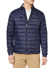 Load image into Gallery viewer, Tommy Hilfiger - Lightweight Padded Bomber, Navy