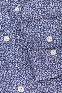 GANT - Regular Fit Micro Floral Print Shirt (M Only)
