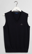 Load image into Gallery viewer, GANT - Classic Cotton Slipover, Navy
