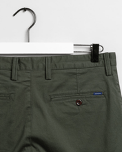 Load image into Gallery viewer, GANT - Regular Twill Chino, Thyme Green - Tector Menswear