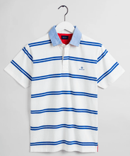 Load image into Gallery viewer, Gant - Contrast SS Heavy Rugger, Eggshell (Size L Only) - Tector Menswear