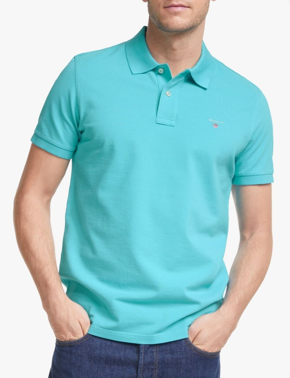 GANT - Original Piqué Polo Shirt (M & L only)