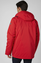 Load image into Gallery viewer, Helly Hansen - Shore Line Parka, Flag Red