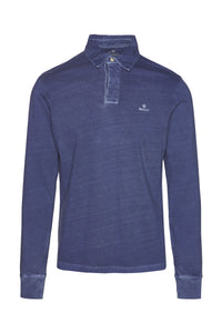 GANT - Sunfaded Long Sleeve Rugger (XL Only)