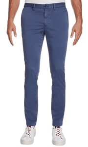Tommy Hilfiger - Bleecker Flex Satin Chino - Tector Menswear