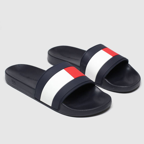 Tommy Hilfiger - Essential Flag Pool Slide - Tector Menswear