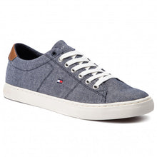 Load image into Gallery viewer, Tommy Hilfiger - Seasonal Textile Sneaker, Midnight