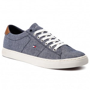 Tommy Hilfiger - Seasonal Textile Sneaker, Midnight