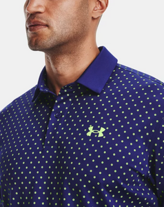 Under Armour - Men's UA Performance Printed Polo, 415