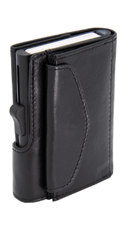 C-Secure - RFID Secure XL Wallet With Coin Pocket - Tector Menswear
