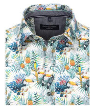 Load image into Gallery viewer, Casa Moda - Short Sleeve, Fish Print