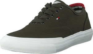 Tommy Hilfiger - Oxford Twill Sneaker Army Green