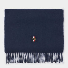 Load image into Gallery viewer, Tommy Hilfiger - 100% Cashmere Scarf Navy