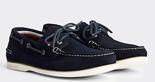 Load image into Gallery viewer, Tommy Hilfiger - Classic Suede Boatshoe - Tector Menswear