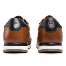 Load image into Gallery viewer, Tommy Hilfiger - Premium Leather Runner, Cognac (Size 41, 42, 44 only)