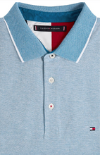 Load image into Gallery viewer, Tommy Hilfiger - Cool Oxford Regular Polo, Reg Fit, Regatta Blue