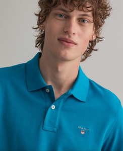 GANT - Original Piqué Polo Shirt, Dark Teal