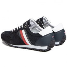 Load image into Gallery viewer, Tommy Hilfiger - Essential Mesh Runner, Navy