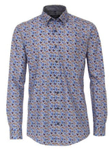 Load image into Gallery viewer, Casa Moda - Casual Fit Floral Shirt - Tector Menswear