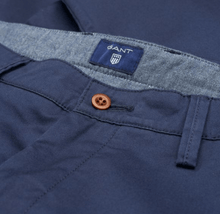 Load image into Gallery viewer, GANT - Regular Twill Chino, Marine - Tector Menswear