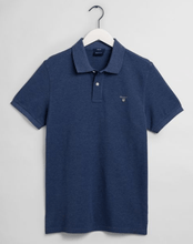 Load image into Gallery viewer, GANT - Original Piqué Polo Shirt in Marine Melange (M & XL Only) - Tector Menswear