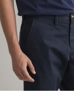 GANT - Relaxed Fit Shorts, Marine