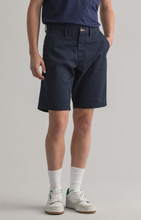 Load image into Gallery viewer, GANT - Relaxed Fit Shorts, Marine