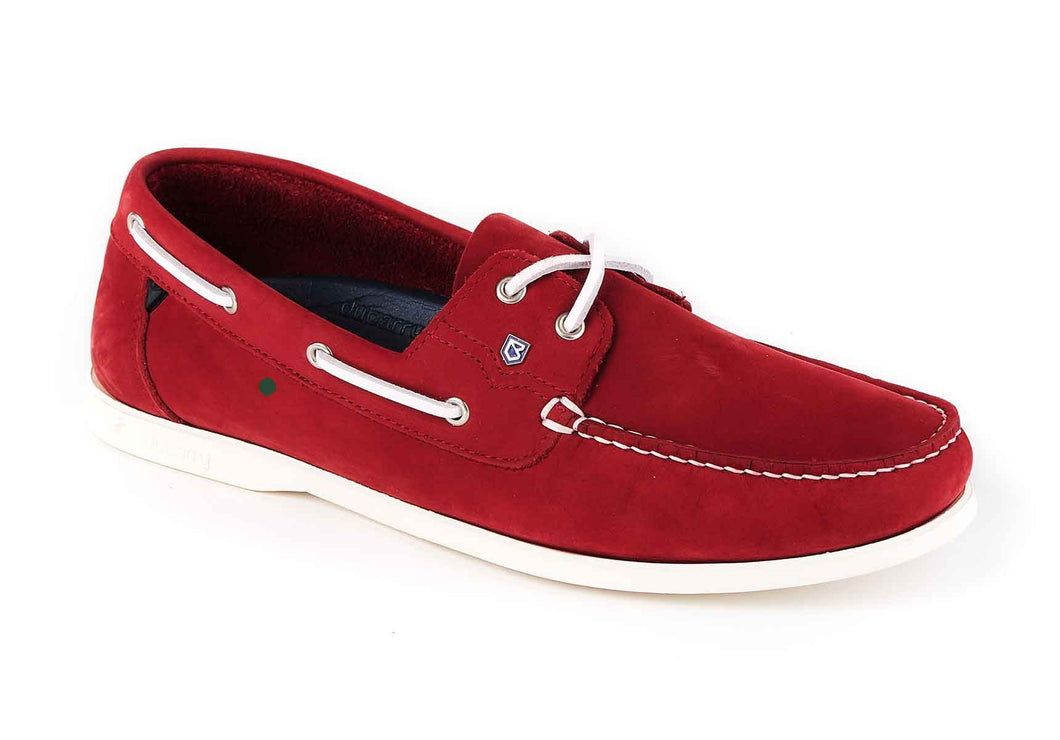 Dubarry - Port, Ruby Red (Size 44 & 45 Only) - Tector Menswear
