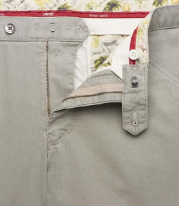 Meyer - Chicago, Cotton Beige Chino