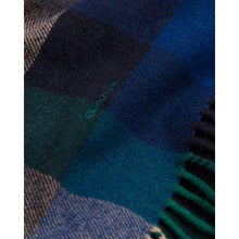 Load image into Gallery viewer, GANT - Multi Check Wool Scarf, Ivy Green - Tector Menswear