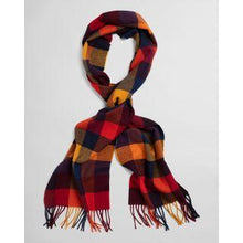 Load image into Gallery viewer, GANT - Multi Check Wool Scarf, Ivy Gold - Tector Menswear