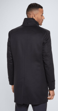 Load image into Gallery viewer, Strellson -  New Broadway Wool/Cashmere Coat, Navy - Tector Menswear