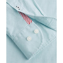 Load image into Gallery viewer, Tommy Hilfiger - Regular Fit Cotton Shirt in Ocean Tide Blue