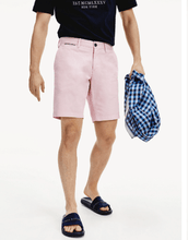Load image into Gallery viewer, Tommy Hilfiger - Brooklyn Shorts Light Twill - Pink (34W & 38W Only)