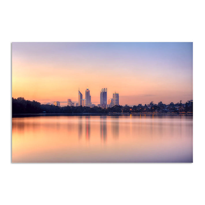 Perth City Sunrise
