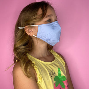 Kids Reusable mask with filter - The Peoples Mask Canada