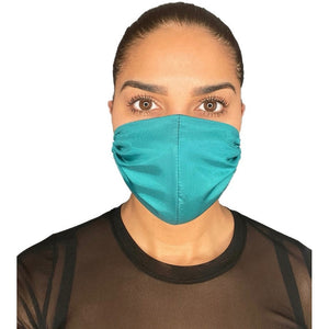 Blue Washable Reusable Cloth Face Mask | The Peoples Mask Canada