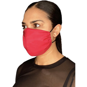 Adult Premium Face Mask Hot Pink | The Peoples Mask - The Peoples Mask