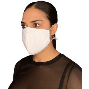 Adult Premium Face Mask White | The Peoples Mask - The Peoples Mask