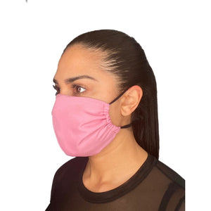 Adult Premium Face Mask Pink | The Peoples Mask - The Peoples Mask