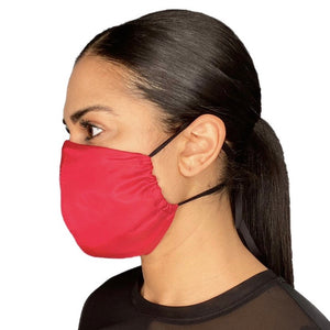 Adult Premium Reusable Cloth Face Mask Hot Pink | The Peoples Mask