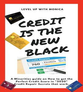 Credit is the new black Ebook