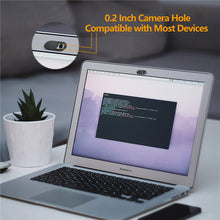 Load image into Gallery viewer, Anti-peeping Slider Plastic Webcam Cover for Laptop Macbook Pro iMac iPhone