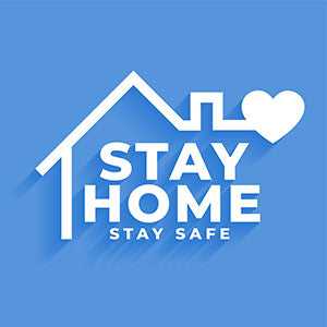 Stay Home Stay Safe 2 poster